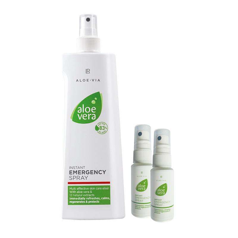 Aloe vera - Aloe Via produkty LR