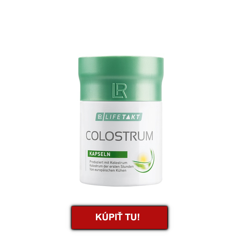 LR Colostrum Kapsuly