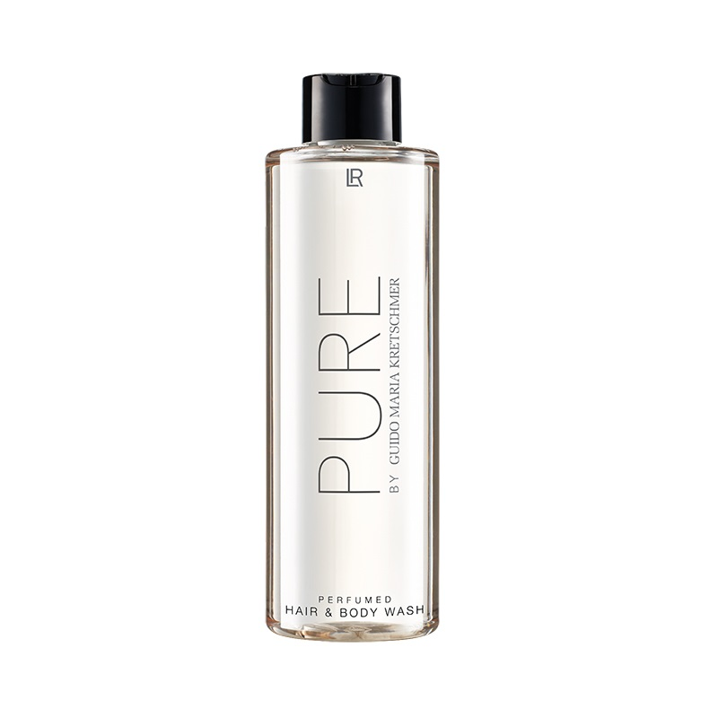 PURE by Guido Maria Kretschmer for men Parfumovaný vlasový a telový šampón